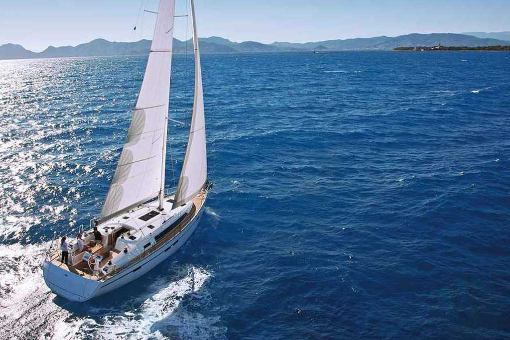 Vorschaubild Producer Image - Bavaria 46 Cruiser - In water - Melodia