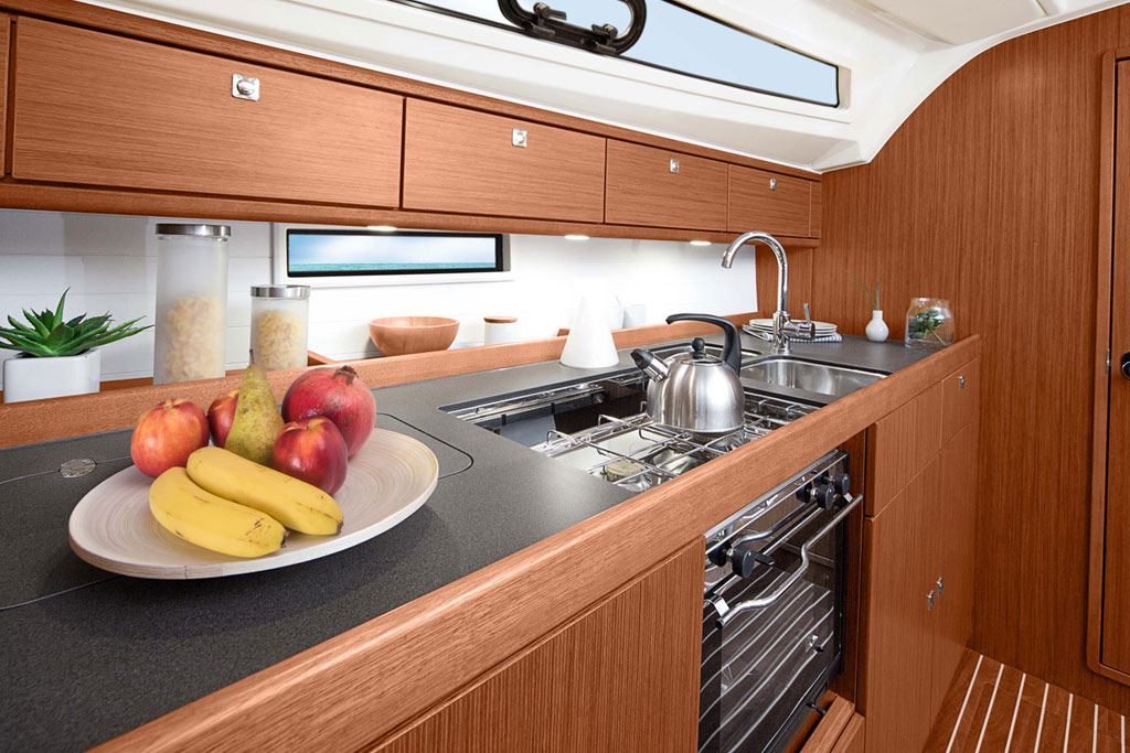 Vorschaubild Producer Image - Bavaria 41 Cruiser - Optasia - Kitchen